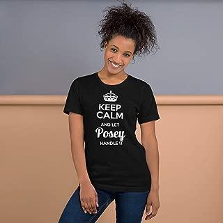 kentee Keep Calm and Let Posey Handle It