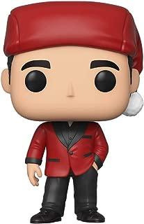 Funko Pop. TV: La Oficina - Michael As Elegante Santa, Multicolor