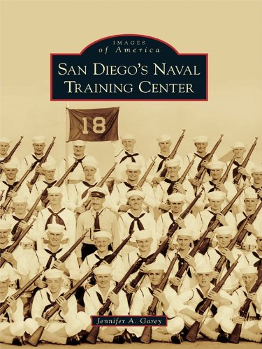 San Diego's Naval Training Center (Images of America) (English Edition)