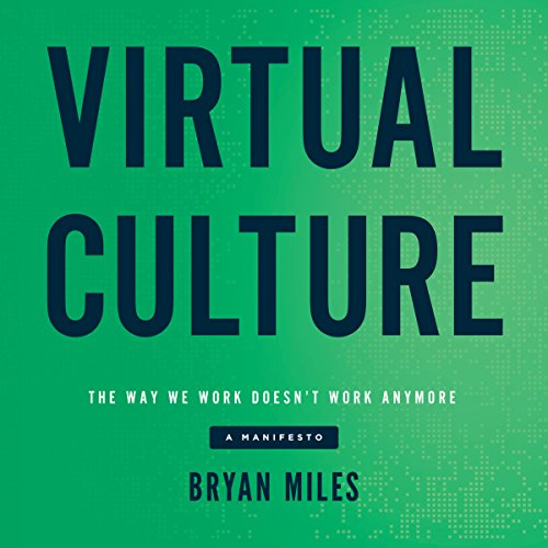 Virtual Culture audiobook cover art