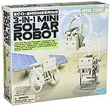 Best 4M Robots - 4M Solar Robot Review
