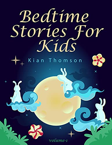 KT bedtime Story For Kids | V1 | 9 Bedtime Story Picture Book for Kids: English Fairy Tales (English Edition)