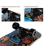 Zoom IMG-1 wellife skateboard rgx tavola skate