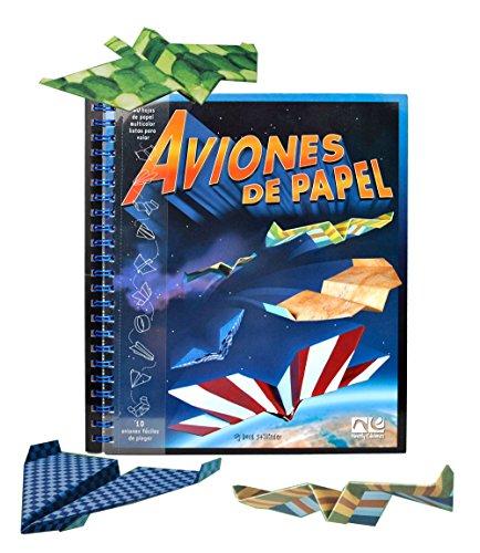 Aviones De Papel (INFANTIL-JUVENIL)