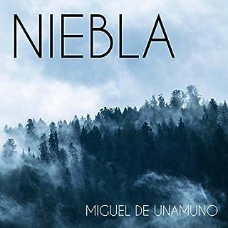 Niebla [Fog] audiobook cover art
