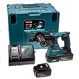 Makita - Tassellatore Makita Dhr 242 Rmj Con Batteria 4Ah