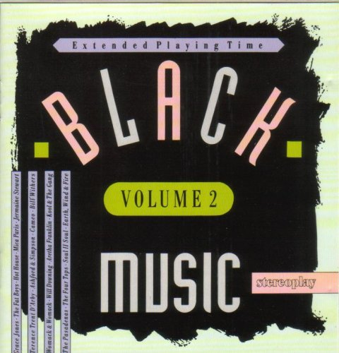 Stereoplay Special CD 45 - Black Music Vol. 2