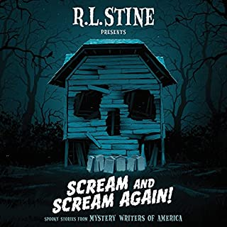 Scream and Scream Again! audiobook cover art