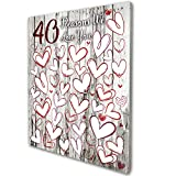akeke 40 Reasons We Love You, 40th Birthday...