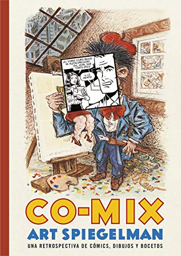Co-mix: una retrospectiva de cómics, dibujos y bocetos (Reservoir Gráfica)