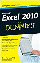 Excel 2010 For Dummies