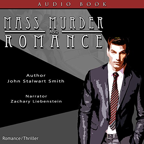 Mass Murder and Romance audiobook cover art