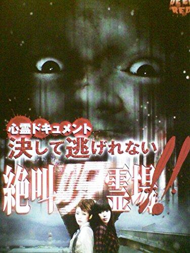 心霊ドキュメント 決して逃げれない 絶叫呪霊場  [DVD]