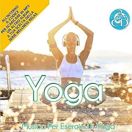 MARCO ALLEVI - Yoga -Musica Per Esercizi Di Yoga 2 Cd Audio ...