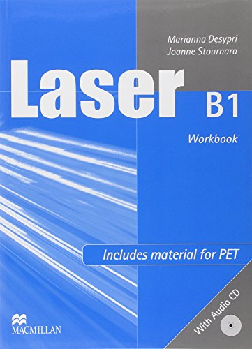 LASER B1 (Int) Wb Pk -Key: Workbook (without Key)