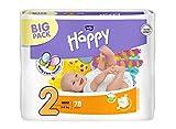 Bella Baby Happy Windeln Größe 2 (3-6 kg)