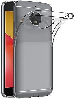 Prime PU Cuir Flip Folio Housse /Étui Cover Case Wallet Portefeuille Support Dragonne Fermeture Magn/étique pour Motorola Moto E4Plus Jeewi Coque pour Moto E4 Plus JEKT051224 Bleu
