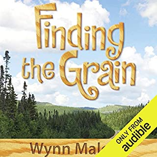 Finding the Grain audiobook cover art
