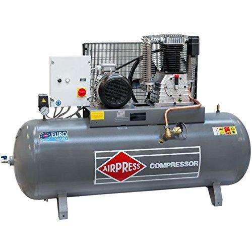 Airpress Compressore aria compressa HK 1500–500(7,5KW, max. 14Bar, 500litri Kessel) connettore di alimentazione 400V