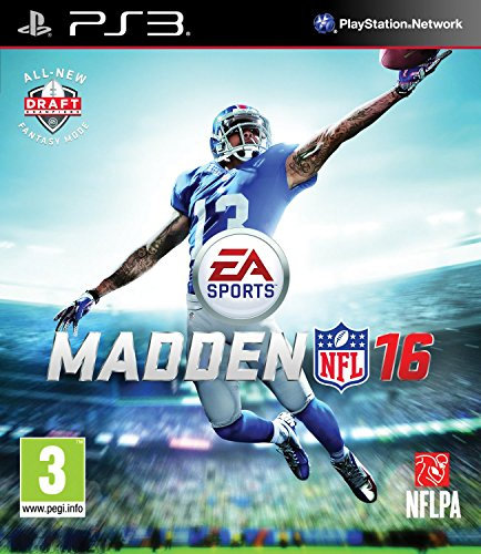 Madden NFL 16 (PS3)