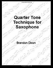 quarter tone saxophone