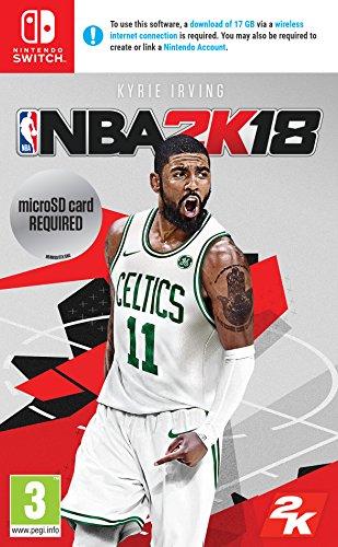 NBA 2K18 - Nintendo Switch [Importación inglesa]