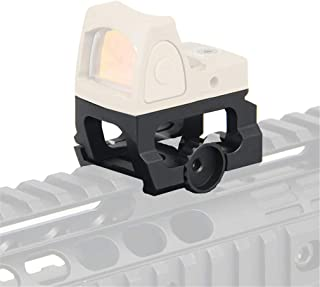 ARWIN Tactical Picatinny Riser Mount for RMR/Aimpoint T1 T2 / Docter Dot Sight