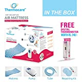 Thermocare Anti-Decubitus Mattress Air Pump and Bubble for Bed Sore, Large (Blue)