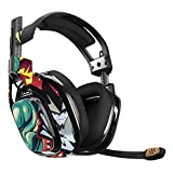 MightySkins Skin Compatible with Astro A40 Gaming Headset - Graffiti Wild Styles | Protective, Durable, and Unique Vinyl Decal wrap Cover | Easy to Apply, Remove, and Change Styles | Made in The USA