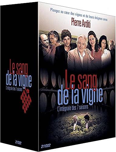 Coffret intégrale Le Sang de la Vigne, Saisons 1 à 6