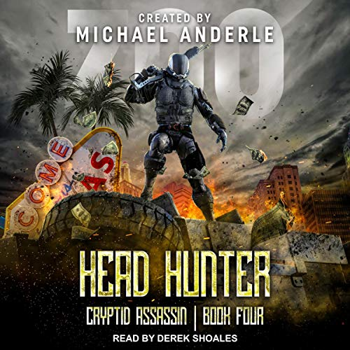 Head Hunter cover art