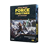Asmodee - UBISWF01 - Star Wars - Force et Destinée - Kit d'Initiation