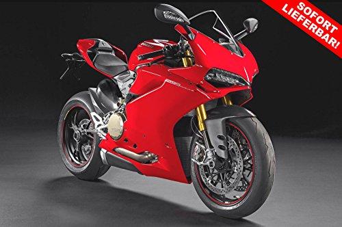 1/4 ドゥカティ パニガーレ 1299 S(Ducati red /ドゥカティレッド) 組立キット