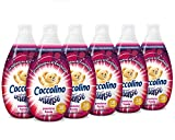 coccolino Intense Passion Fuchsia – Lot de 6 x 570 ml – Total : 3420 ml