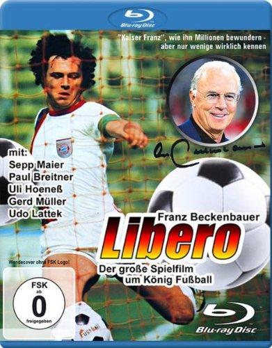 Libero - Der Spielfilm über König Fußball mit Franz Beckenbauer [Blu-ray]