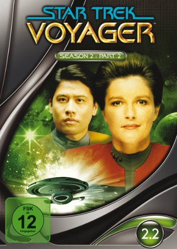 Star Trek - Voyager/Season 2.2 (4 DVDs)