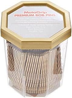 Champagne Blonde Premium Bob Pins