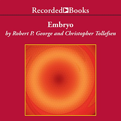 Embryo audiobook cover art
