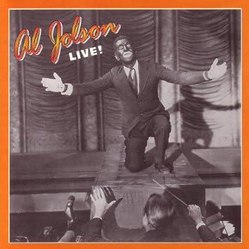Al Jolson Live!