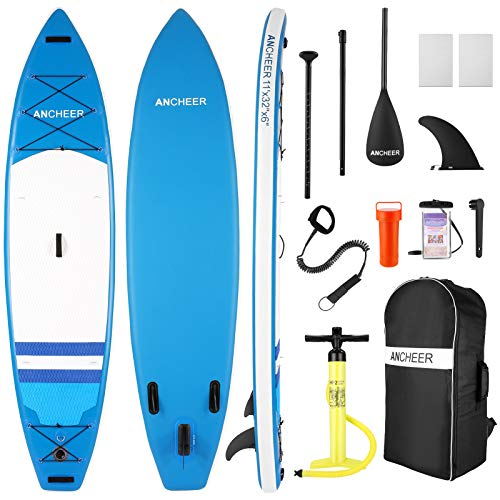 ANCHEER Inflatable Stand Up Paddle Board Only $329 Shipped