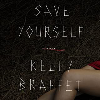 Save Yourself audiobook cover art