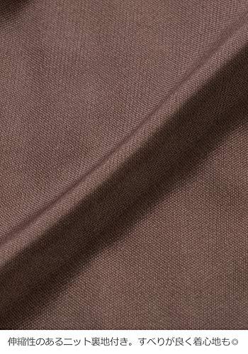 ANGELIEBEエンジェリーベマタニティ産前産後対応チェックプリーツスカート妊婦服ロングスカートフリーオレンジ×ブラウン22991100