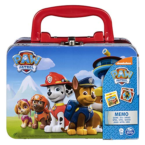 Paw Patrol 6028801 memory Match mini latta