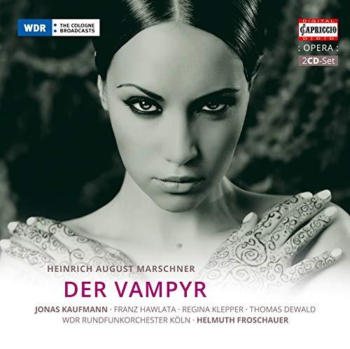 マルシュナー:歌劇「吸血鬼」(Der Vampyr)[2CDs]