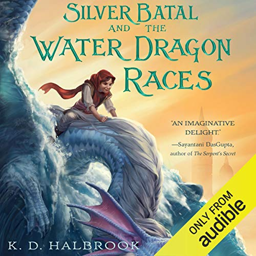 Page de couverture de Silver Batal and the Water Dragon Races