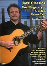 Jazz Classics for Fingerstyle Guitar Vol 2