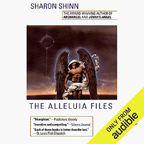The Alleluia Files audiobook cover art