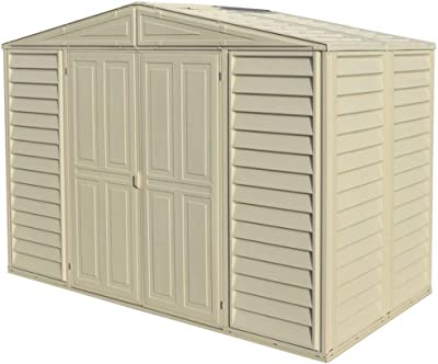 Amazon Com Lifetime 6405 Outdoor Storage Shed With
