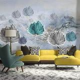 3D5D8D moderne kunst tapetenmalerei 8d schlafzimmer wohnzimmer TV hintergrund wand tuch wandbild...