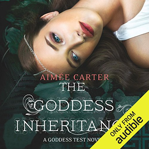 The Goddess Inheritance audiobook cover art